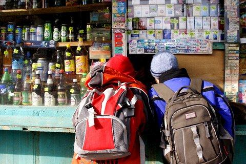 Незаконная торговля табачными изделиями штраф купить оптом сигареты ротманс