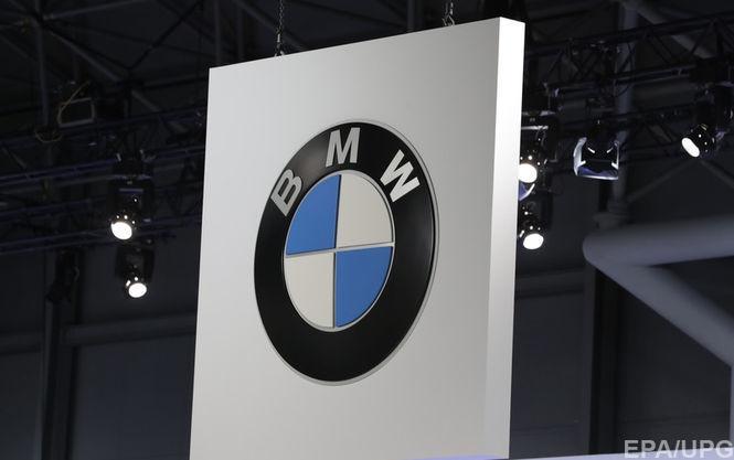 BMW презентовала седан с автопилотом