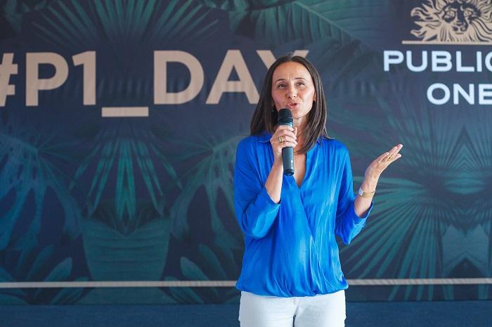 Директор з розвитку креативних агентств Олена Бакум-Рамола оголошує рік соціальної відповідальності