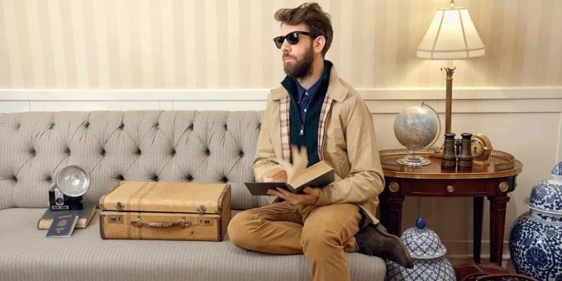 Бренд мужской одежды из США Brooks Brothers сделал своим лицом Instagram- блогера, публиковавшего зацикленные ролики. Компания обратила внимание на  работы ... df7b9d61033