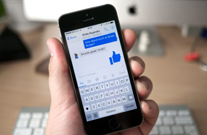 Промо-сообщения в Messenger от Facebook