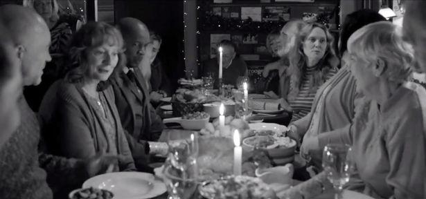 Необычное Рождество от сети супермаркетов Waitrose