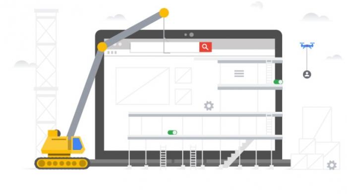 Google запустил бесплатный конструктор приложений для бизнеса