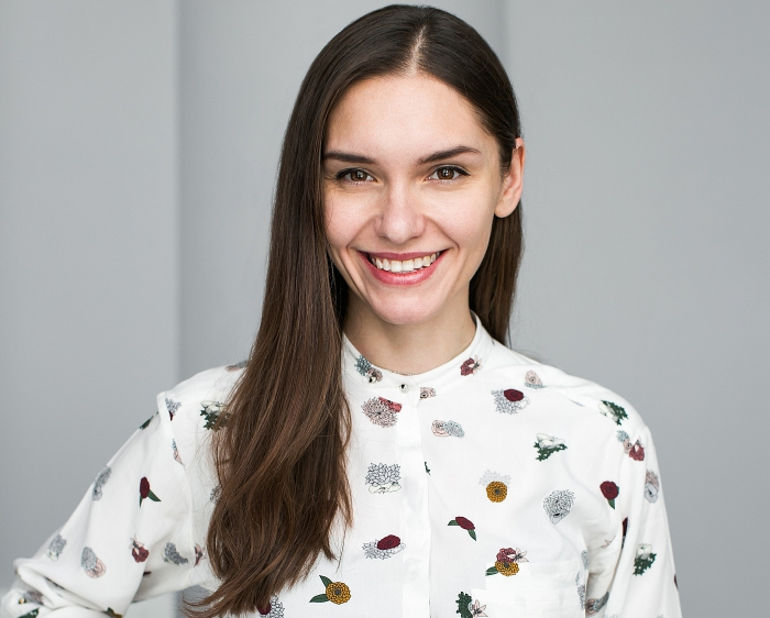 Юлия Третьяк, Innovations Manager Posterscope Ukraine