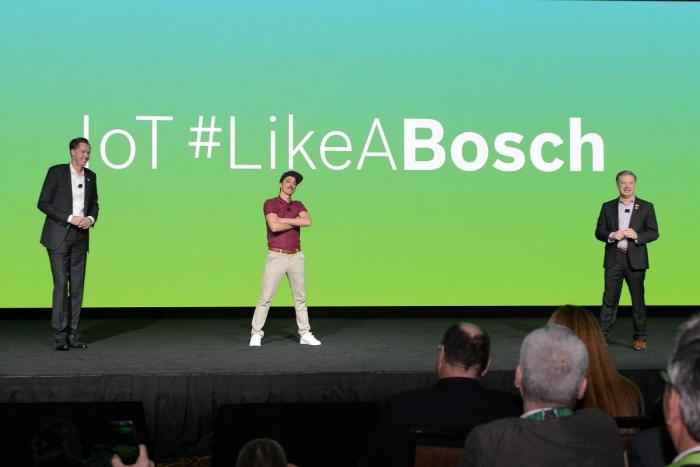 Компания Bosch запустила 7 января диджитал-кампанию интернета вещей с названием «Like a Bosch» («Как Bosch»)