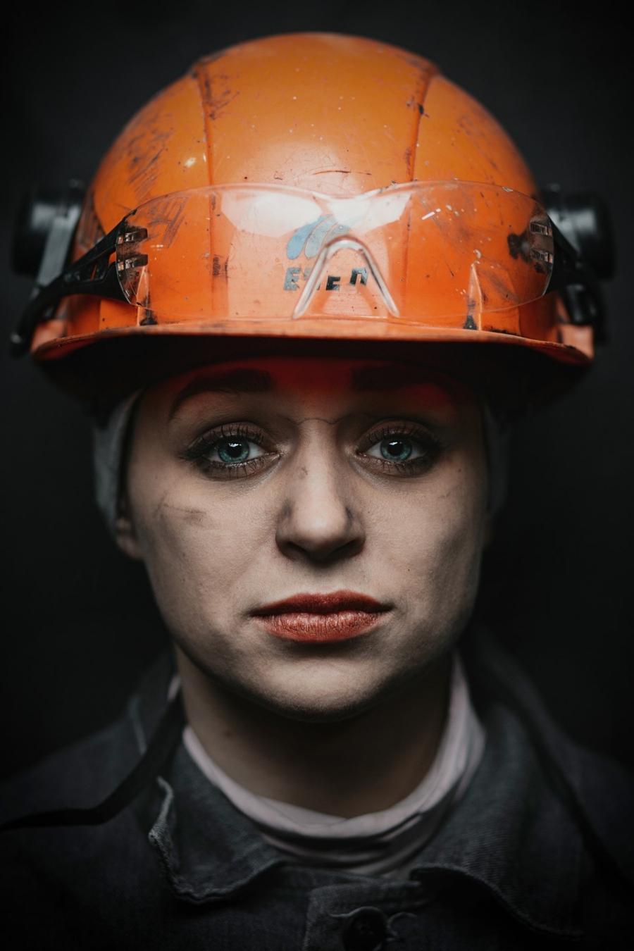 Роман Шаленкин, «Рабочая. Угольный завод», Россия