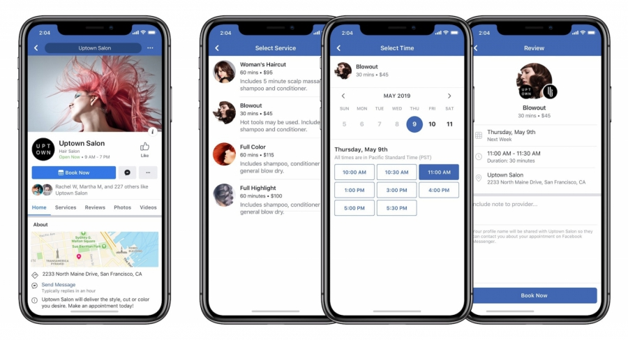 Новые инструменты для малого бизнеса от Facebook