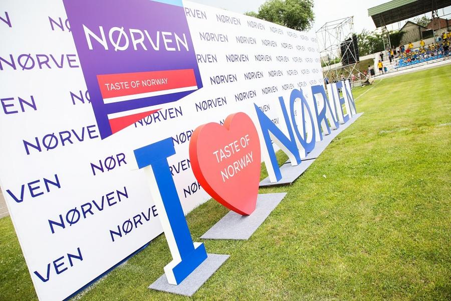 Ребрендинг Norven