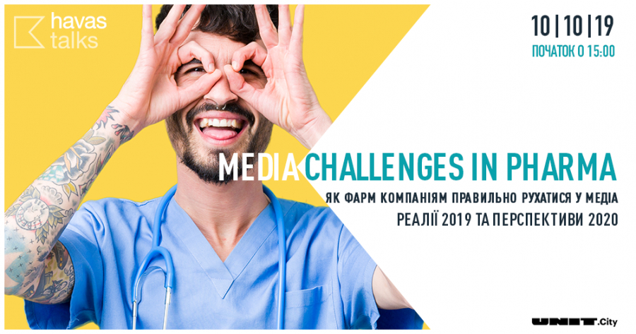 Havas Talks: Media Challenges in Pharma
