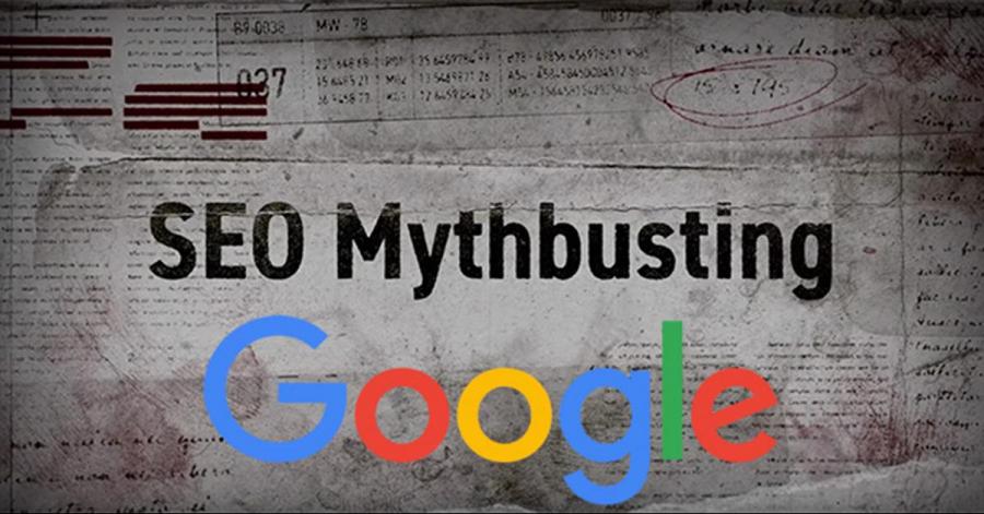 Google выпустил новую серию SEO Mythbusting