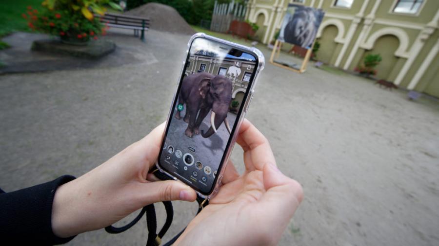 Использование технологии AR в рекламе повышает конверсию на 94%