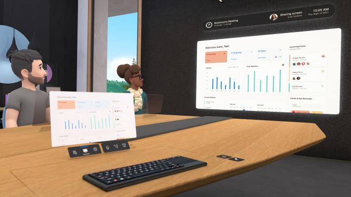 Facebook створив новий застосунок віртуальної реальності