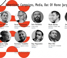 Ad Black Sea 2017 объявляет команду Advertising Campaigns, Media и Out of Home жюри